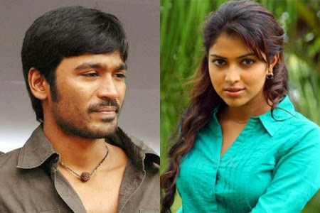 Amala Paul steals Manisha's offer in Dhanush's Film