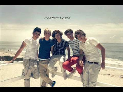 Lirik Lagu One Direction Another World