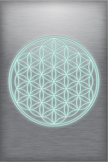 The Monkey Buddha Flower Of Life Phone Wallpapers