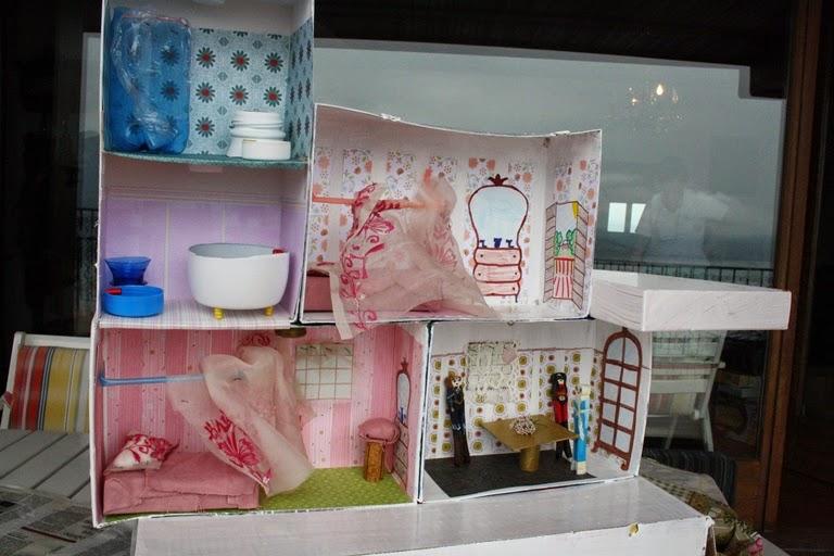 Popolare La casa della mamma: La casa delle bambole a chilometro zero IX75