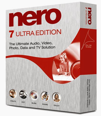 Download Nero 7 Ultra Edition Full Version