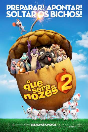 O Que Será de Nozes 2 Torrent - BluRay 720p/1080p Dual Áudio