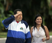 Maria Gabriela, Hugo Chavez's youngest daughter, tweeted to her followers .