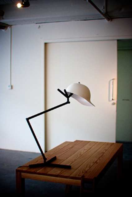 standing lamp