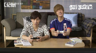 Sinopsis Drama Korea The Lover Episode 1-12 (Tamat)