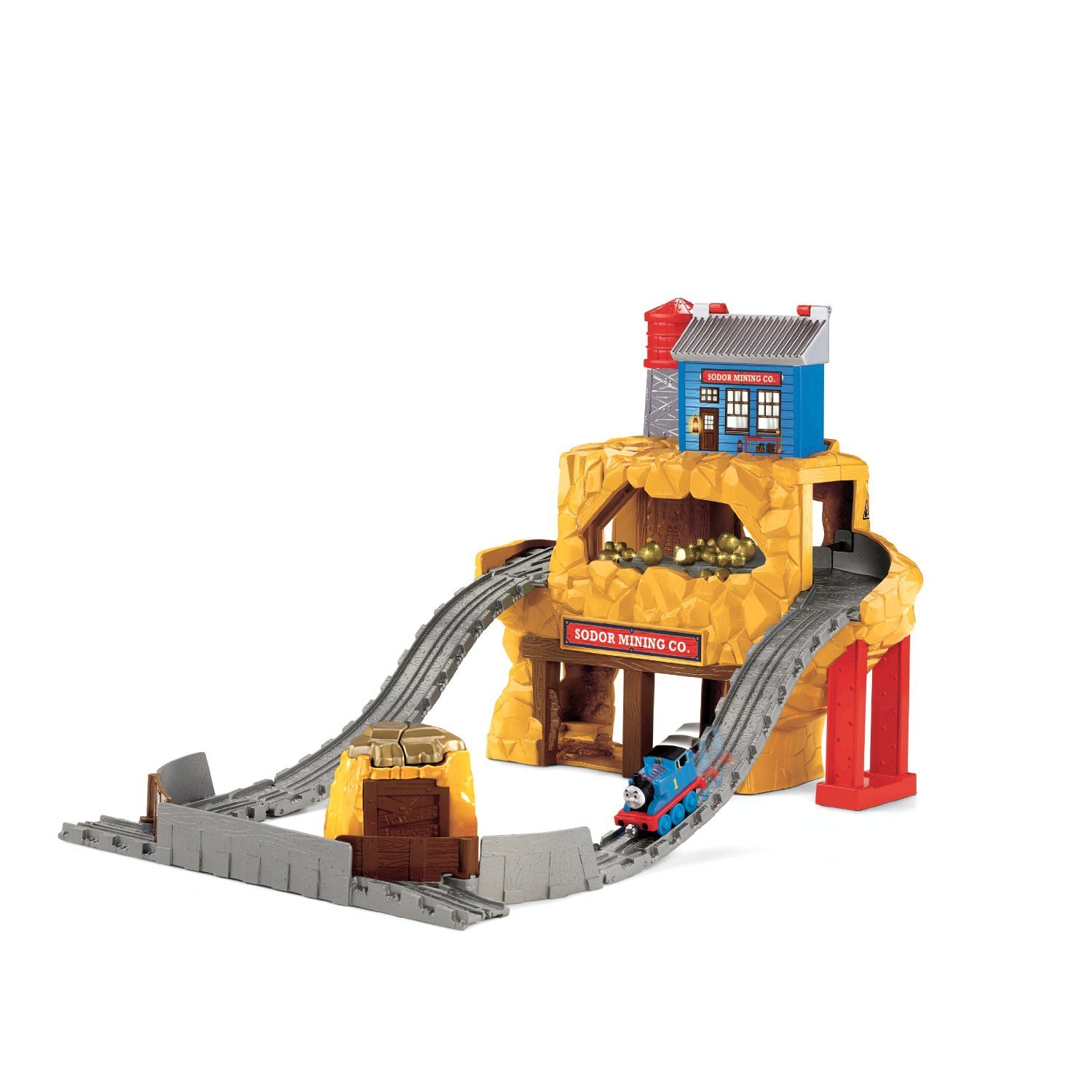 how to make oceans in train sets