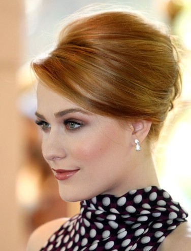 Post Title → Updo Hairstyle - Updo Ideas for Prom 2011