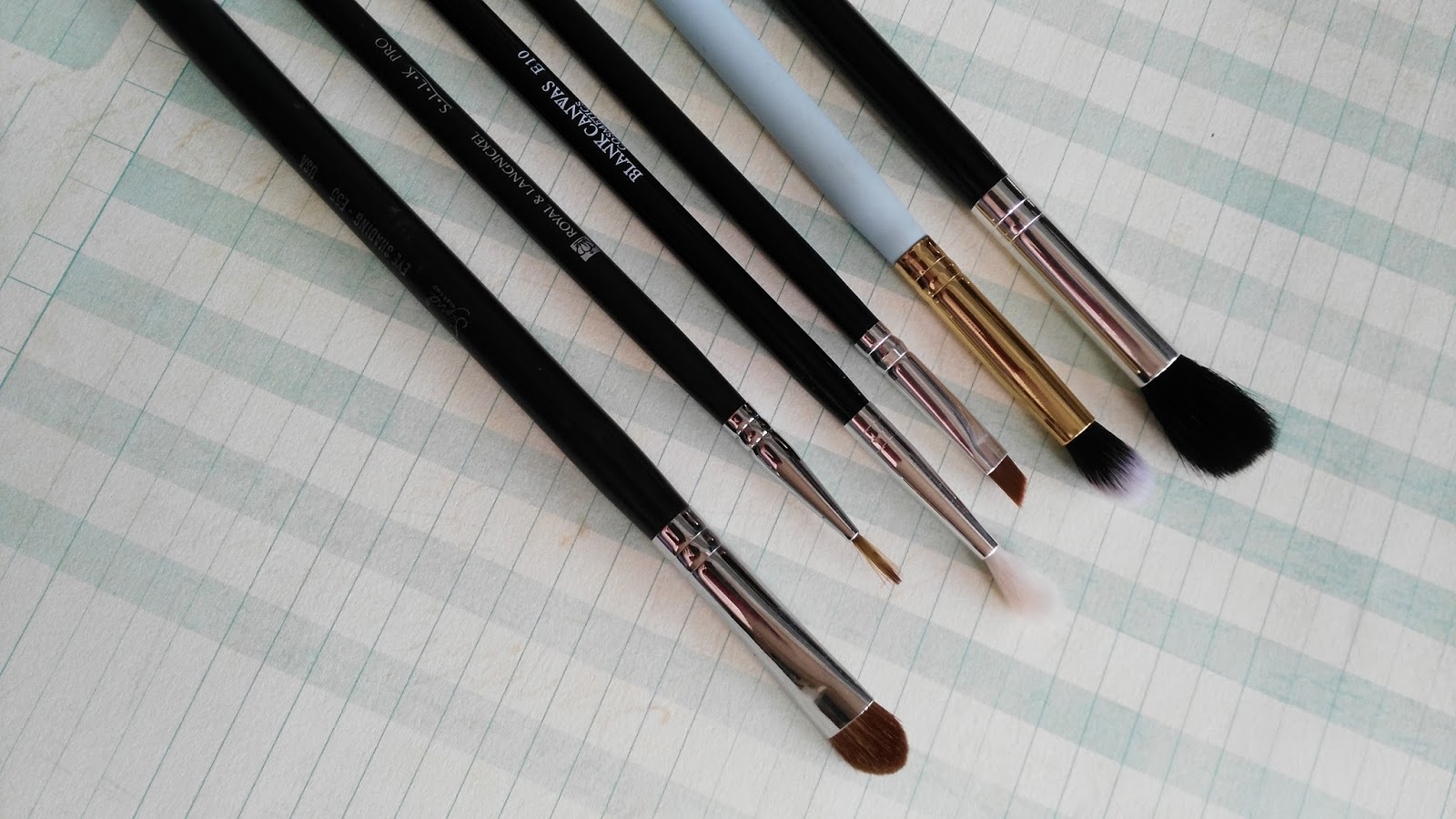 The Makeup Fix My Top 6 Affordable Eye Brushes