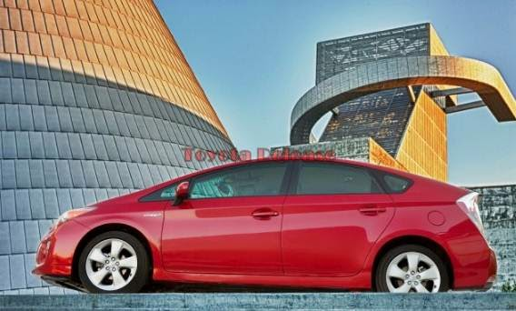 2016 Toyota Prius Hybrid Release Date
