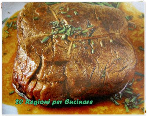 20 regioni per cucinare: filetto di manzo alla bavarese - Come Cucinare Filetto
