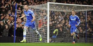 Video Gol Chelsea vs Southampton 1 Desember 2013