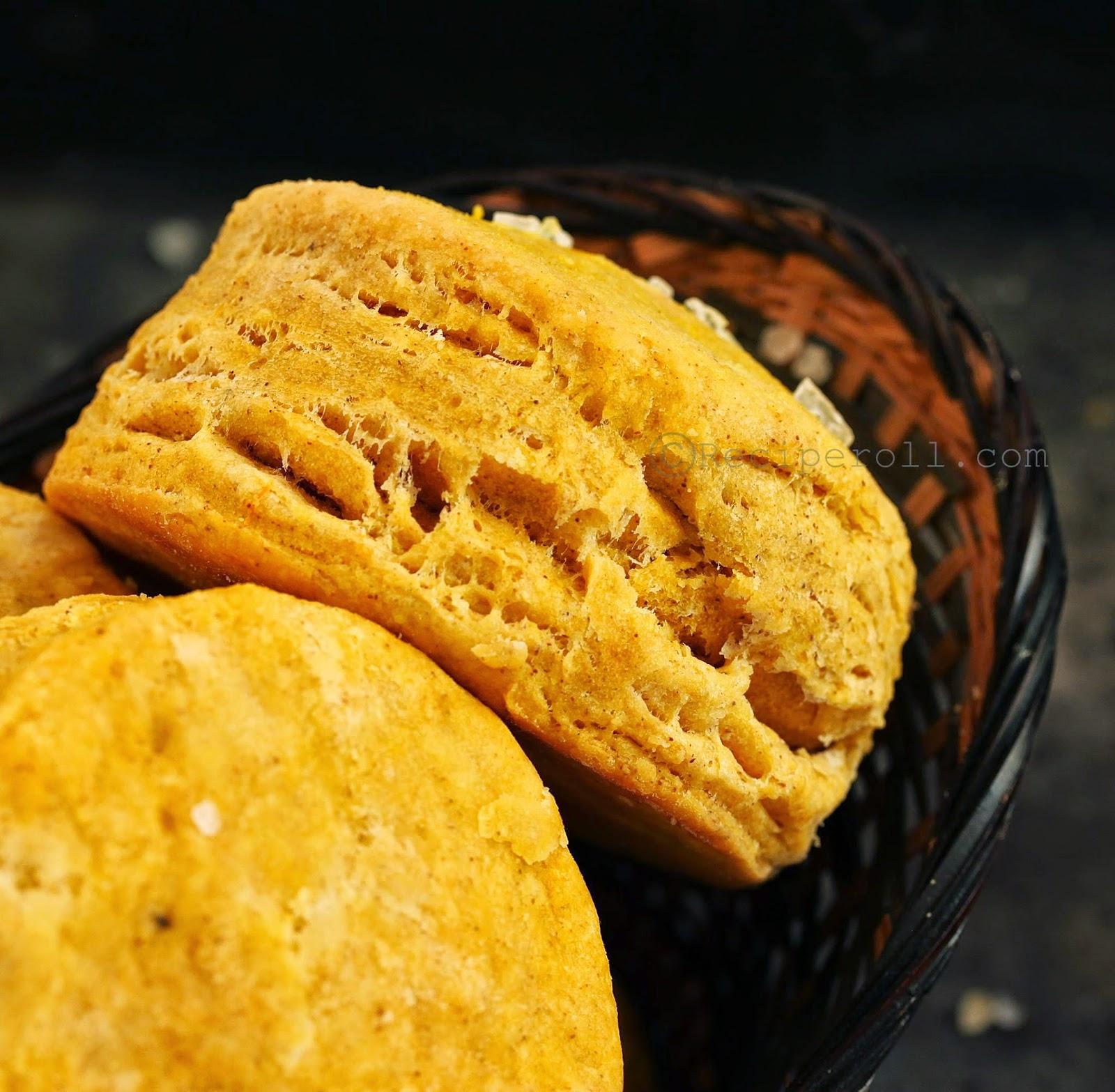 Pumpkin Biscuits   Thanksgiving Biscuits