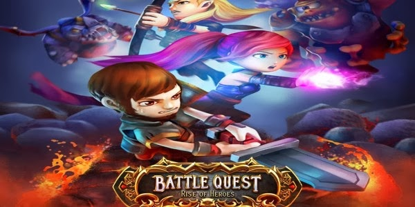 Battle Quest Rise Of Heroes cheat