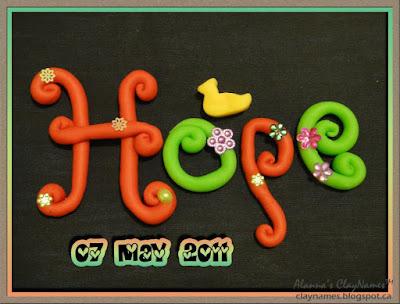 Hope May 7 2011