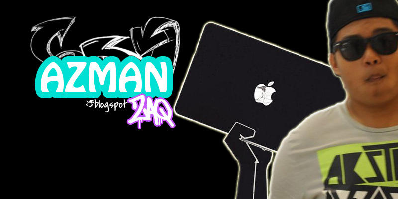 Azman Zaq : I'm Lazy :D