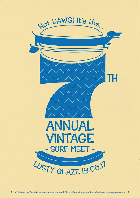 Newquay vintage surf meet coming soon ....