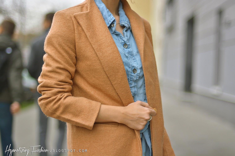 płaszcz na jesień 2014