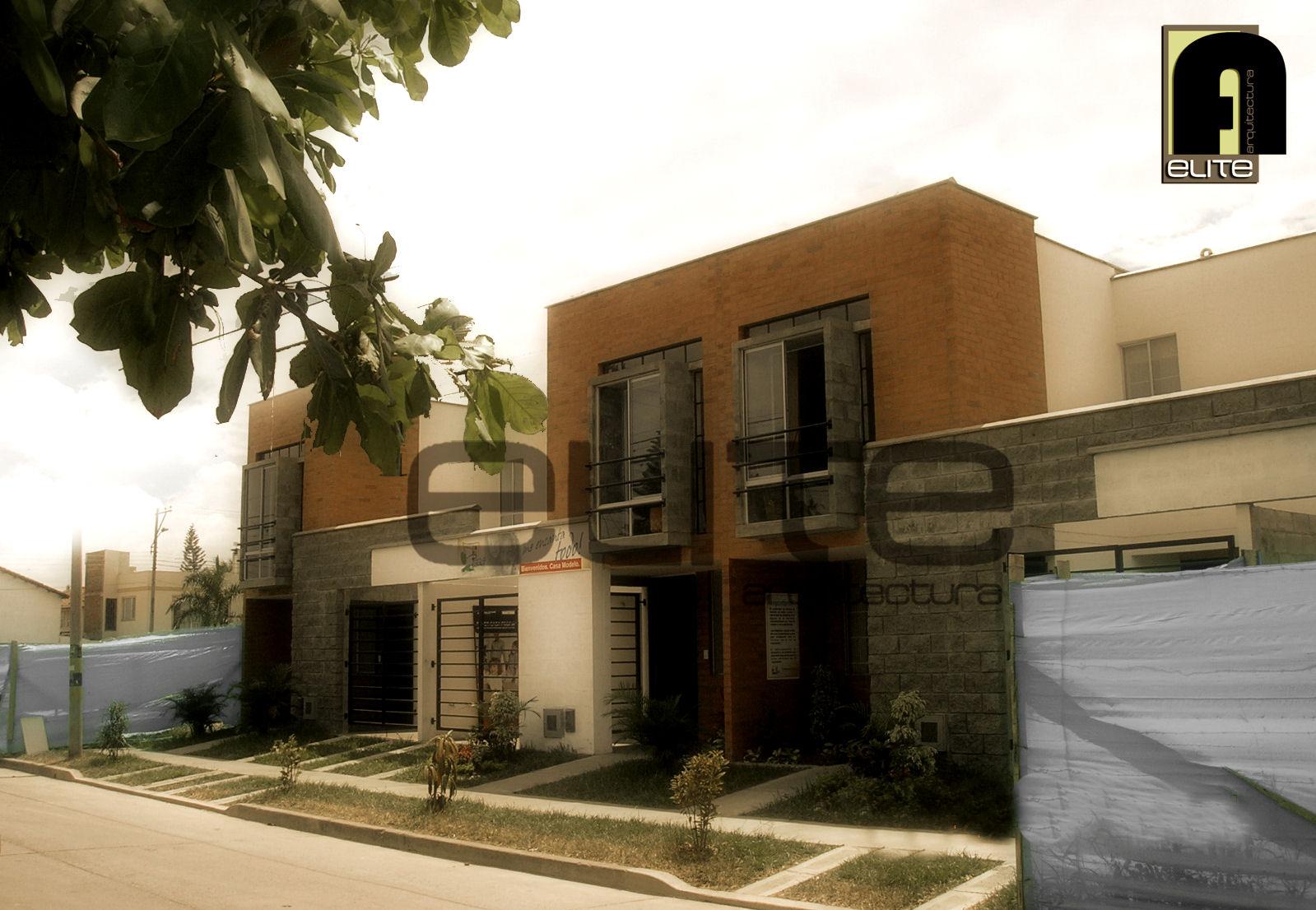 Casas portal de santa ana elite arquitectura for Portal de inmobiliarias
