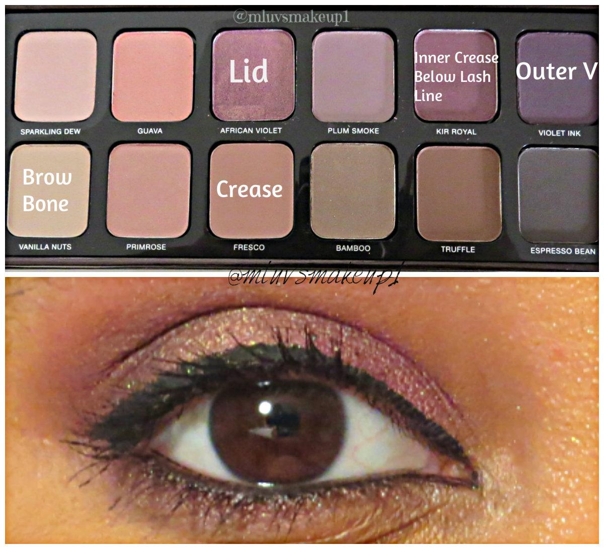 Muslimahluvsmakeup Soft Plum Makeup Look Ft Laura Mercier Artist