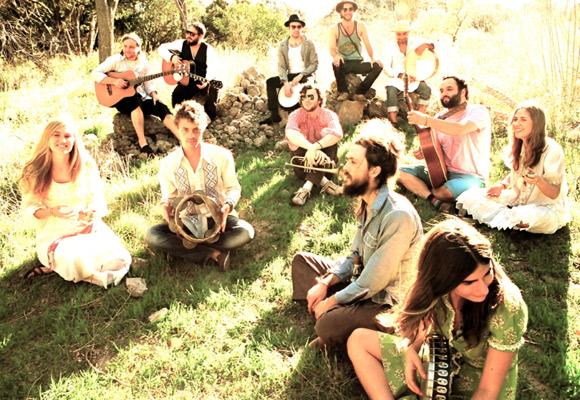 Edward Sharpe and the Magnetic Zeros - Man on Fire