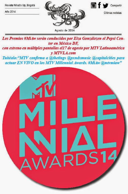 Capital-cities-The-ting-tings-PXNDX-MTV-MILLENNIAL-AWARDS-2014