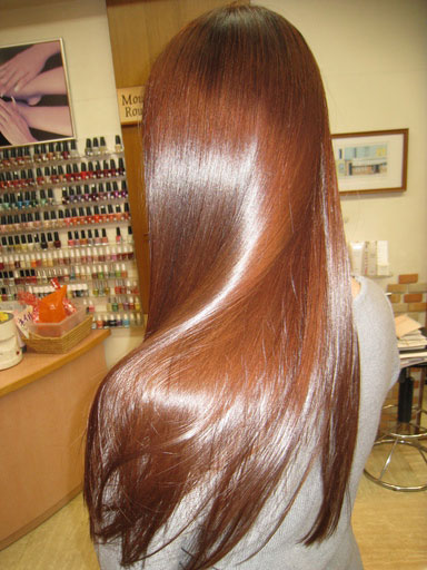 Beautiful Hair Style Tips: No More Hair Coloring, Better Hair Gloss ...