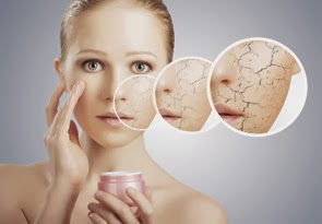 Wash Face Nightly for Dry, Flaky Skin