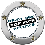 Saving Toby awarded highest honor on Night Owl Reviews