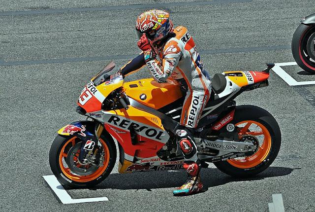 Foto Marc Marquez MotoGP 19