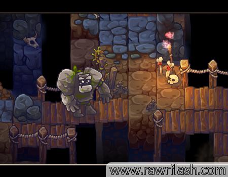 Jogos de aventura, luta, ação, rpg: Knighttron