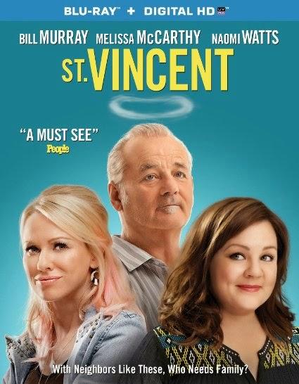 St. Vincent (2014) Poster