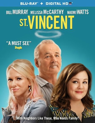 St Vincent 2014 BluRay 480p 300mb ESub