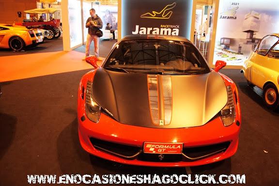 Ferrari Italia en Madrid Motor Days