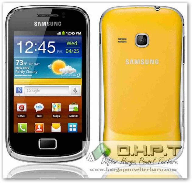 Samsung I509 Galaxy Y CDMA Harga Ponsel Baru Bekas Da
