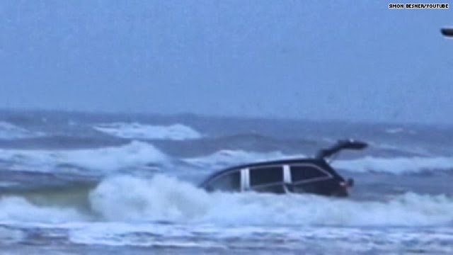 Pregnant Mom Spoke Of 'Demons' Before Drive Into Ocean With Her 3 Kids