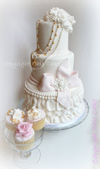 "Wedding cake ""Maria Antonietta"""