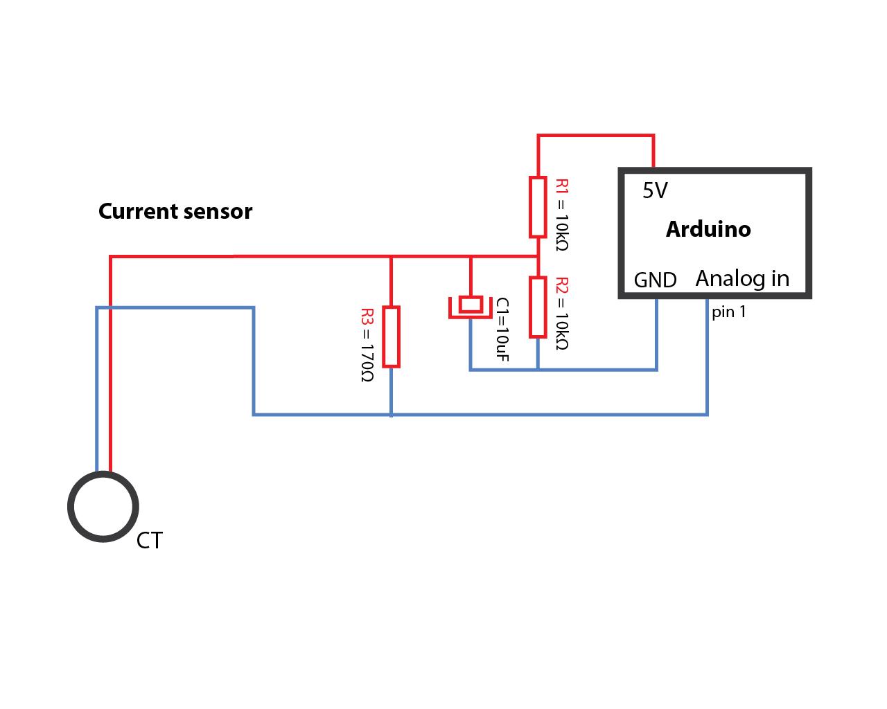 Current Sensing Probe : Team recurse march
