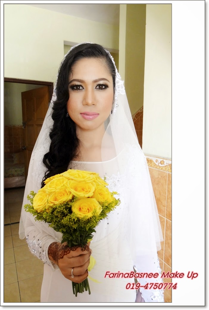 Bridal Make up | Dr. Zarina Farouque. Batu Gajah, Perak