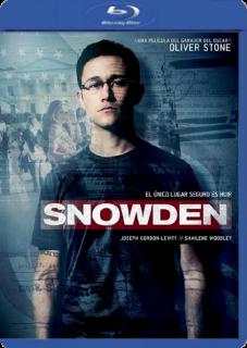 Snowden [2016] [DVDRip] [Latino] [MG]