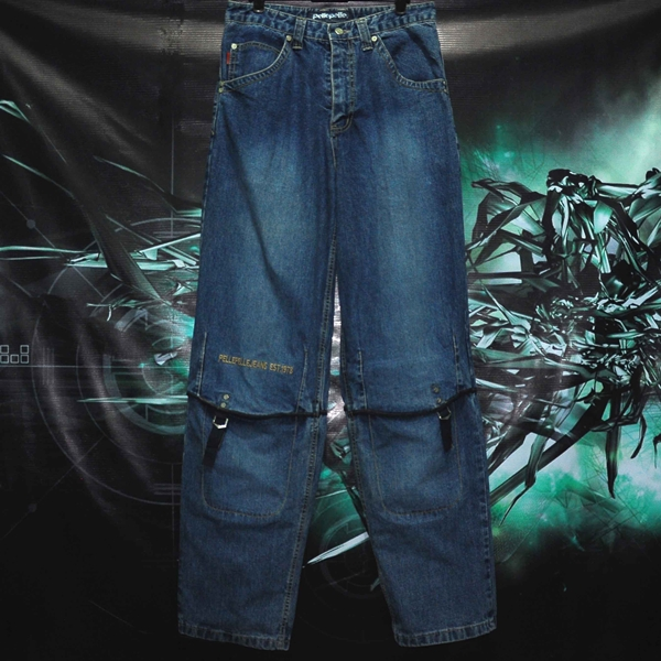 Jeans Pelle Pelle Suing Style