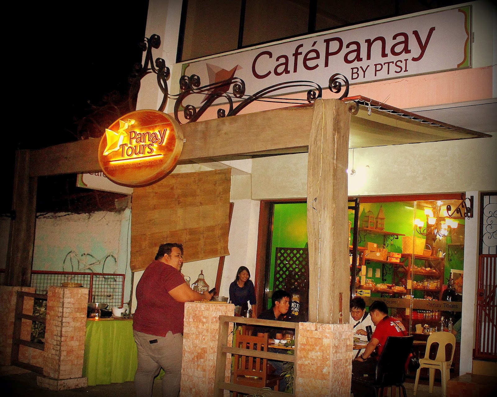Cafe panay celebrates st anniversary with exciting new dishes