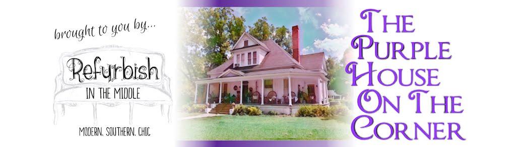 The Purple House On The Corner