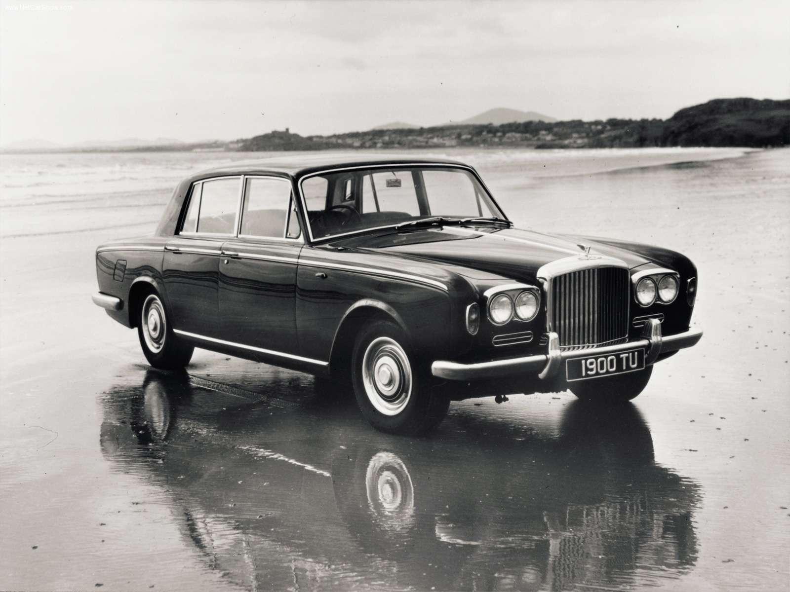 Hình ảnh xe ô tô Bentley T1 1966 & nội ngoại thất