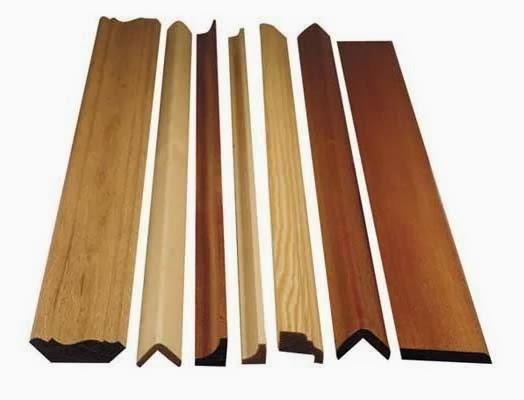 Productos maderables de cuale variedad de formas for Perfiles de madera