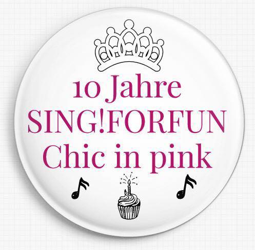 10 Jahre CHIC IN PINK!