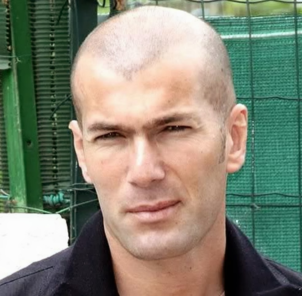 Baldness In Men Because Of The Style Bald Haircut For Men - Bald hairstyle 2014
