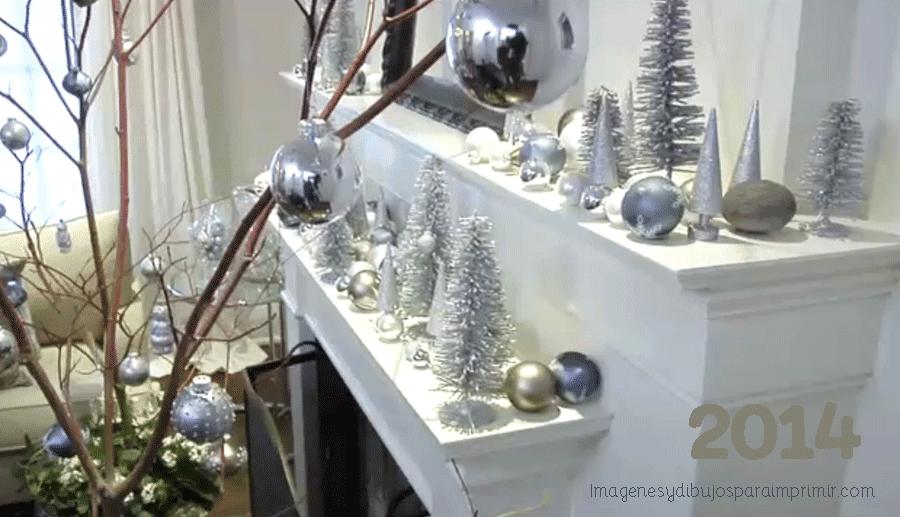 decoracion de navidad 2014 para imprimir