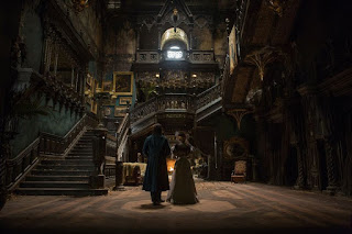 Crimson Peak, Guillermo del Toro, ghost story, scary