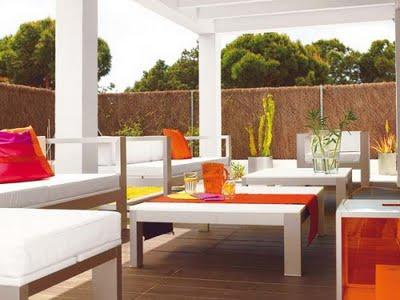 Decoraciones y mas modernas y elegantes terrazas en el 2013 for Modelos de terrazas modernas