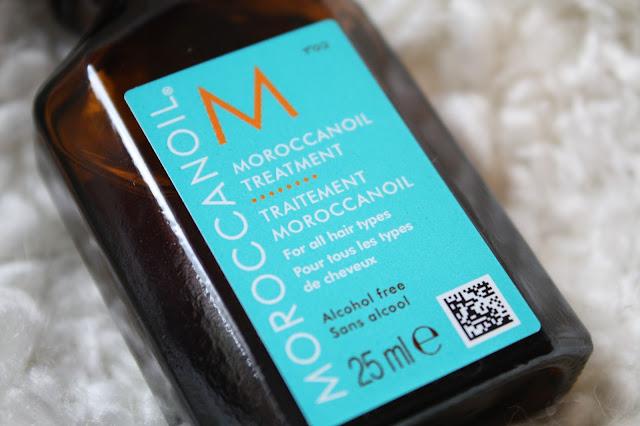 Maroccan Oil Hair Treatment